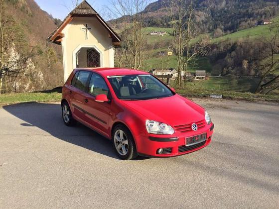 VW Golf 1,9 Tdi 4Motion Allrad Klein-/ Kompaktwagen